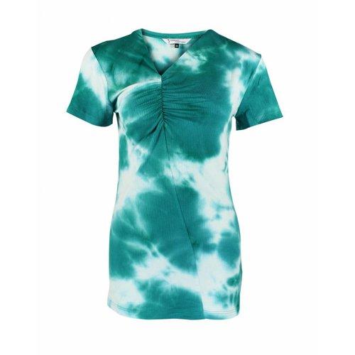Longlady Longlady Shirt Tirza Emerald