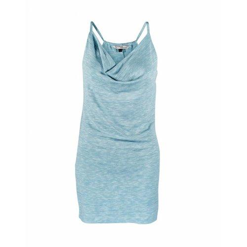 Longlady Longlady Shirt Tisha Lightblue