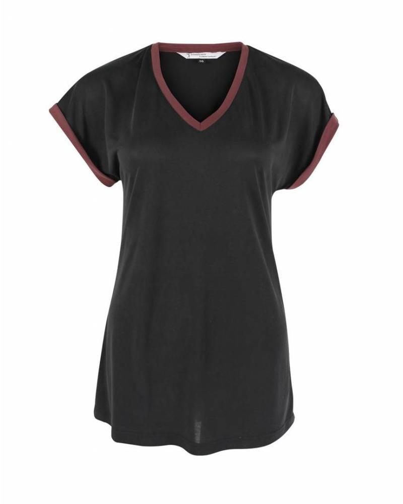 Longlady Shirt Tracy Zwart