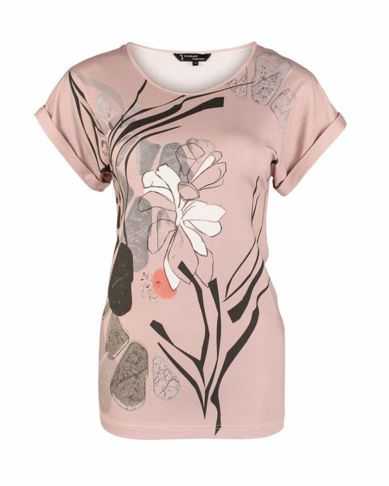 Longlady Shirt Tula Rose