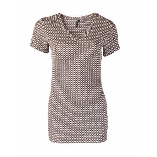Longlady Longlady Shirt Tinie Rose
