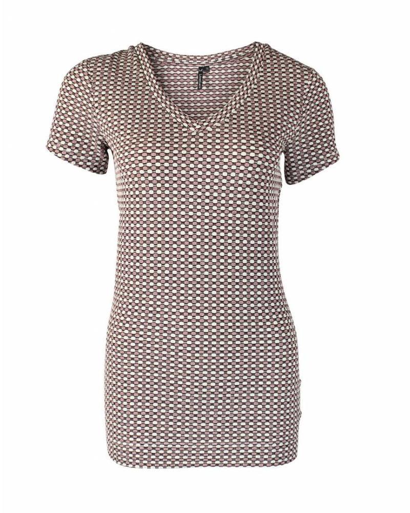 Longlady Shirt Tinie Rose