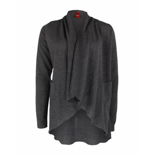 Only-M Only-M Cardigan Grigio