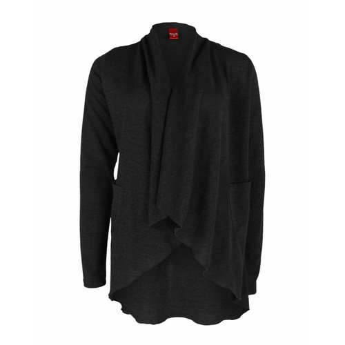 Only-M Only-M Cardigan Nero