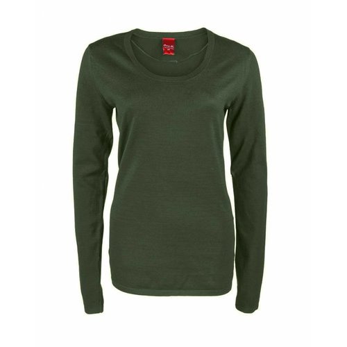Only-M OnlyM Sweater Verde