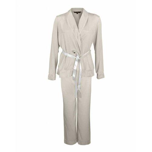 Longlady Longlady Pajama Phoebe Beige