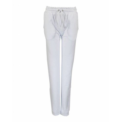 Longlady Longlady Sweatpants Sarien White
