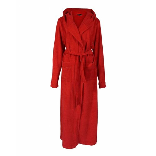 Longlady LongLady Bathrobe Henriet Red