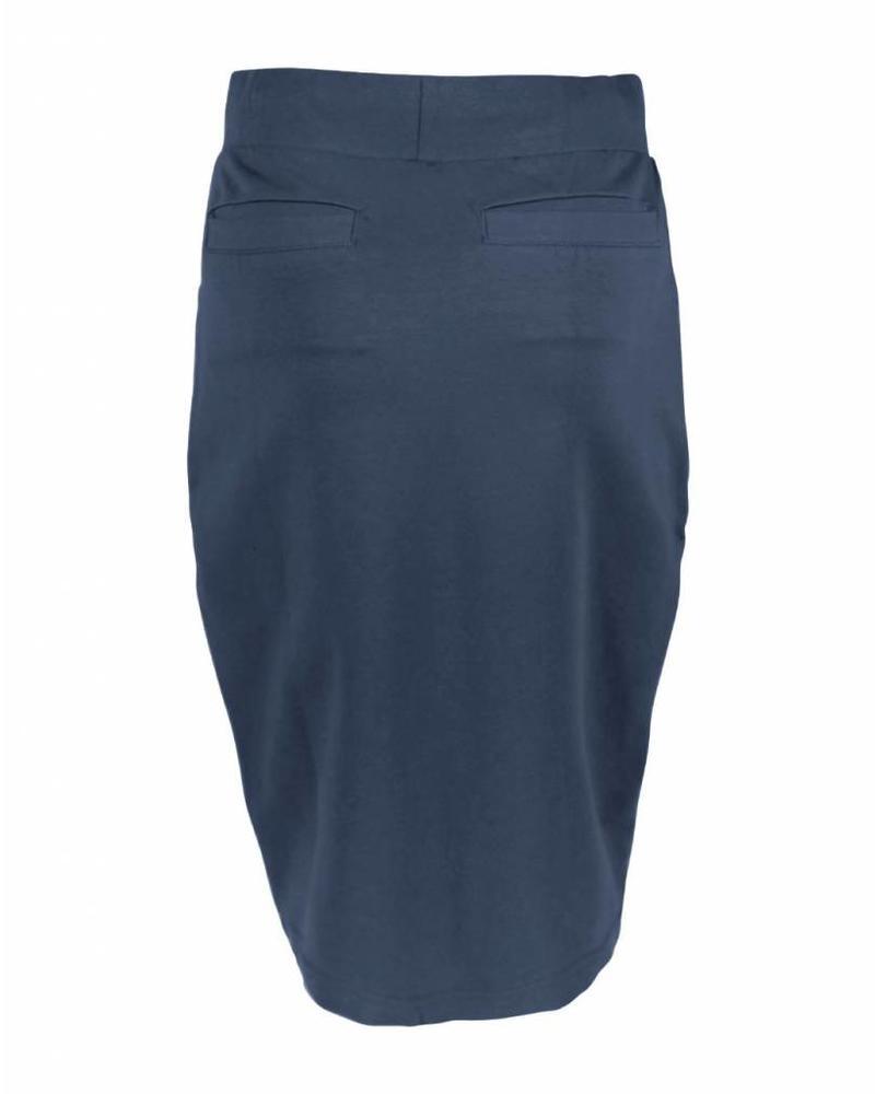 Longlady Skirt Rachel Darkblue