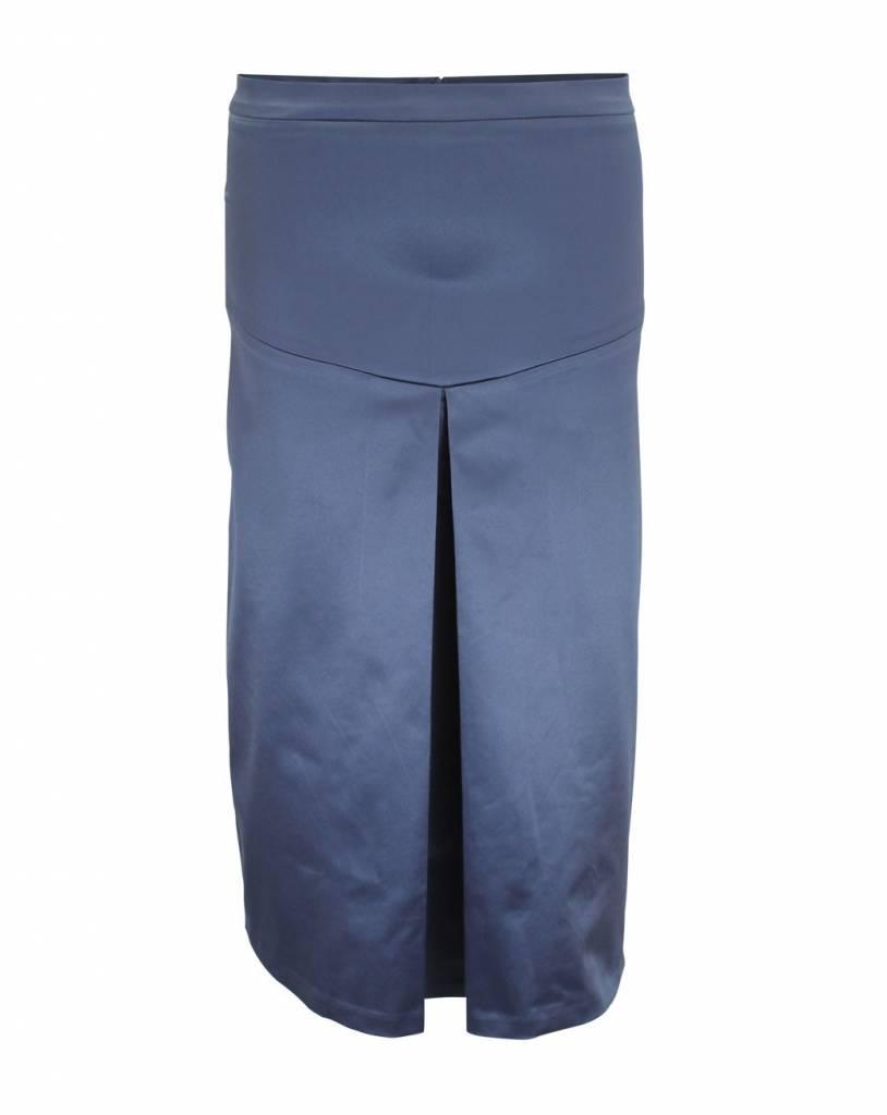 8946f487523048 Tall Longlady Skirt Rosa Blue - Longlady Fashion - LongLady Fashion Company  BV