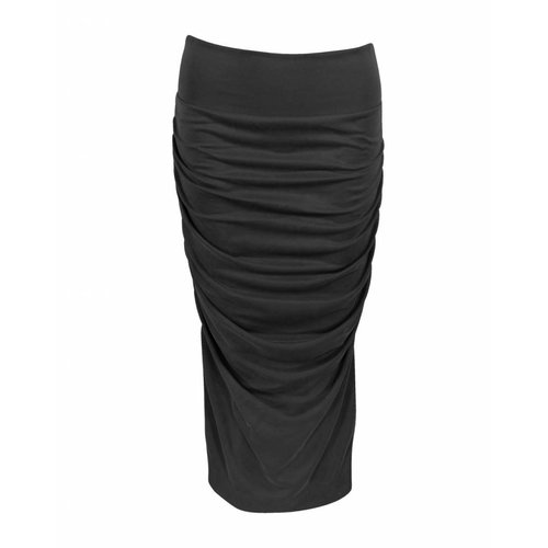 Longlady Longlady Skirt Renee Black