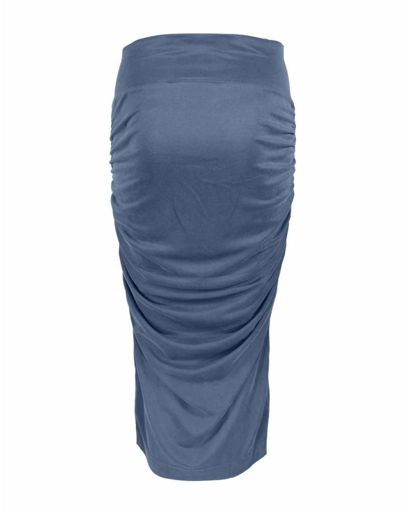 Longlady Skirt Renee Blue