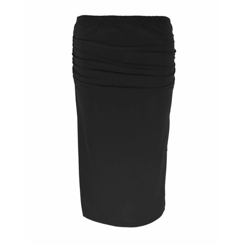 Only-M Only-M Skirt Sporty Chic Nero