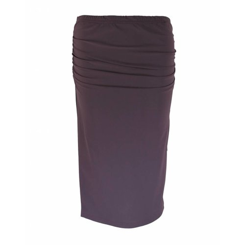Only-M Only-M Skirt Sporty Chic Prugna