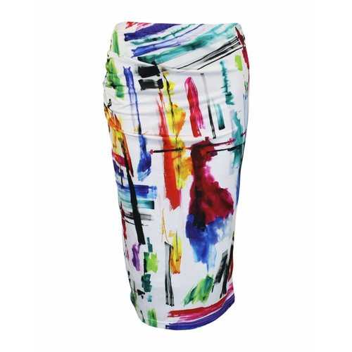 Only-M Only-M Skirt Picasso