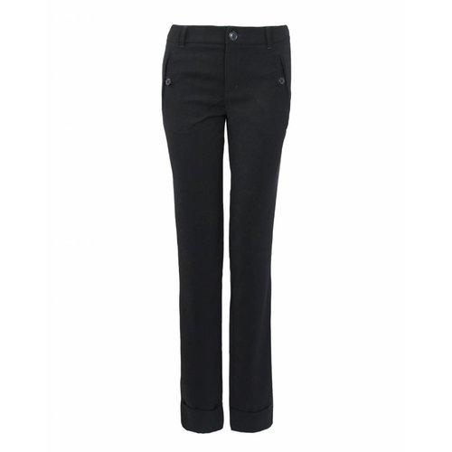 Longlady LongLady Trousers Beata Mauriac Black