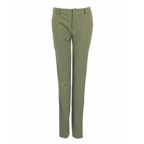Longlady LongLady Trousers Beate Olive