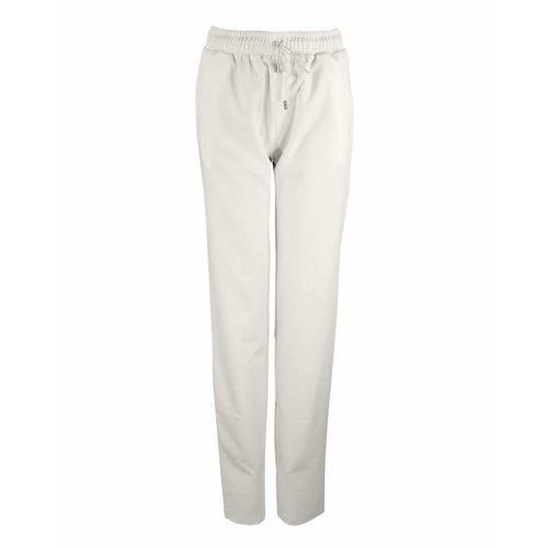 Longlady LongLady Trousers Nicola Offwhite