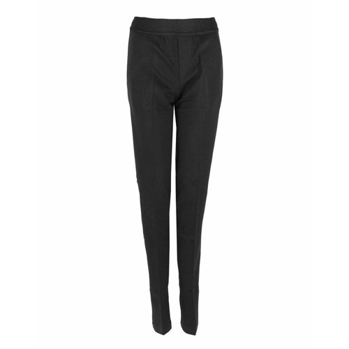 Only-M Only-M Trousers Punto Nero