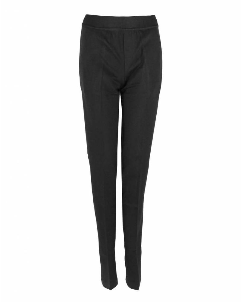Only-M Trousers Punto Nero