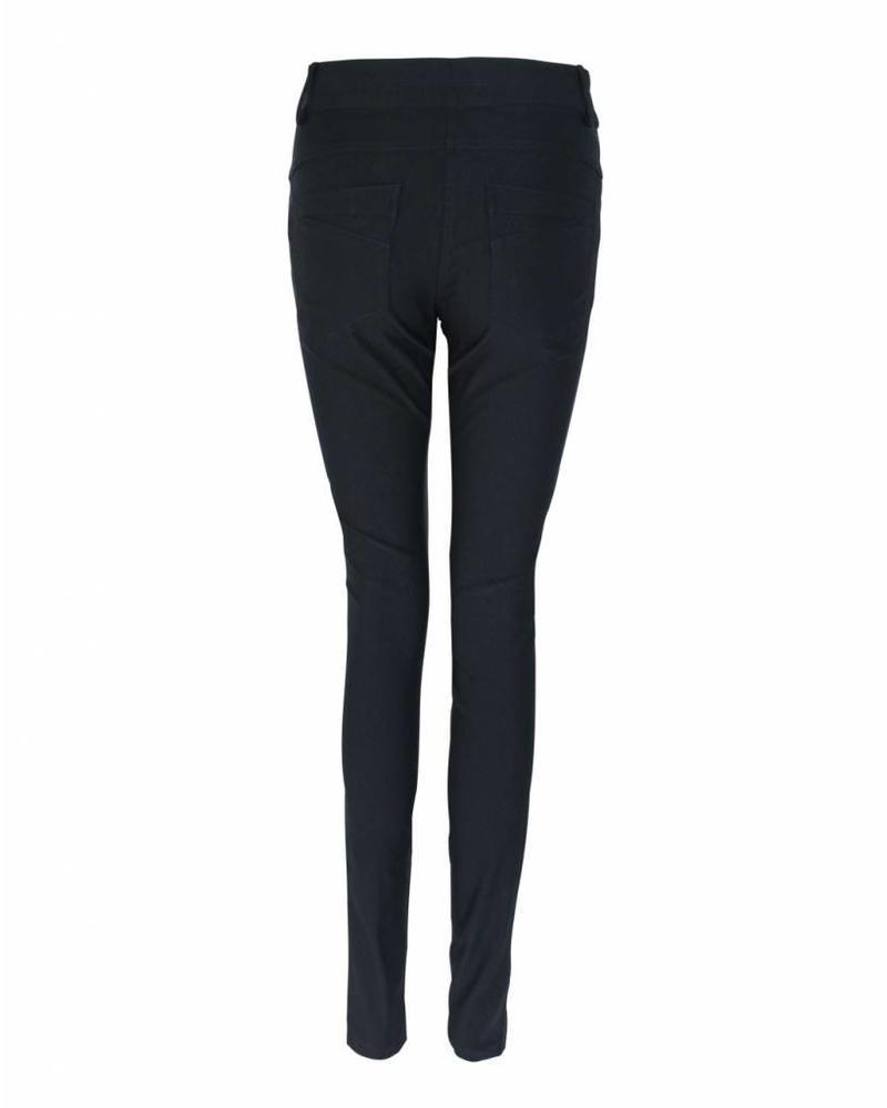 LongLady Trousers Nathalie Cheval Black