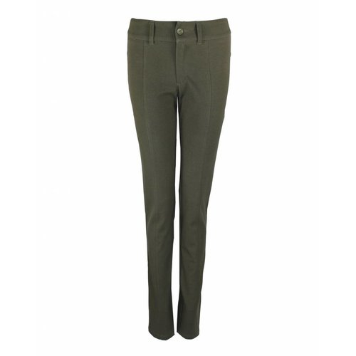 Longlady LongLady Trousers Beante Green