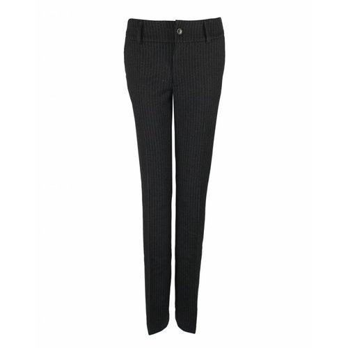 Longlady LongLady Trousers Brenda Black stripe