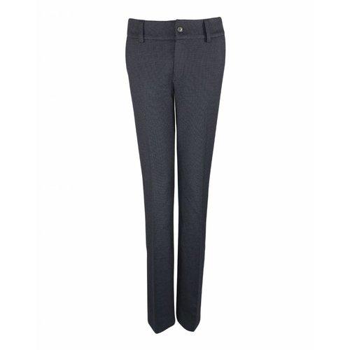 Longlady LongLady Trousers Brenda Blue spot