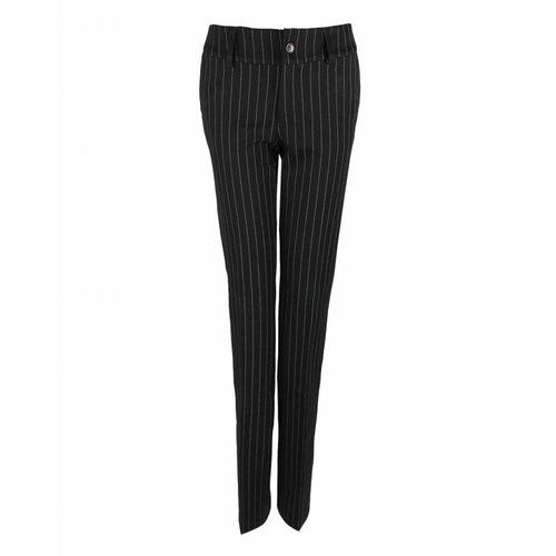 Longlady LongLady Trousers Brenda Black pinty