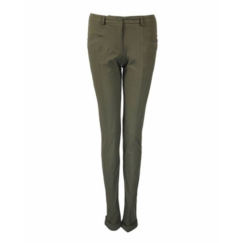 Only-M Only-M Trousers Dandy Sporty Khaki