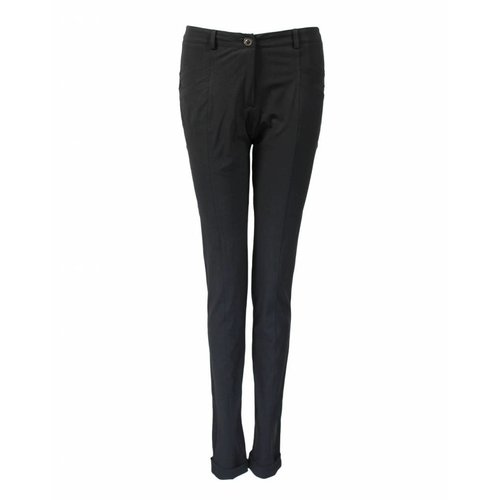 Only-M Only-M Trousers Dandy Sporty Nero