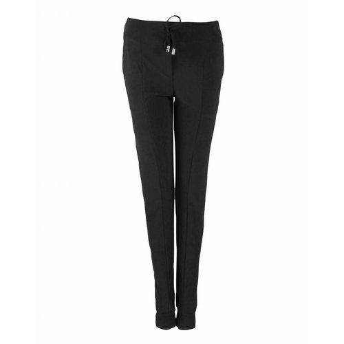 Only-M Only-M Trousers Snooze Nero