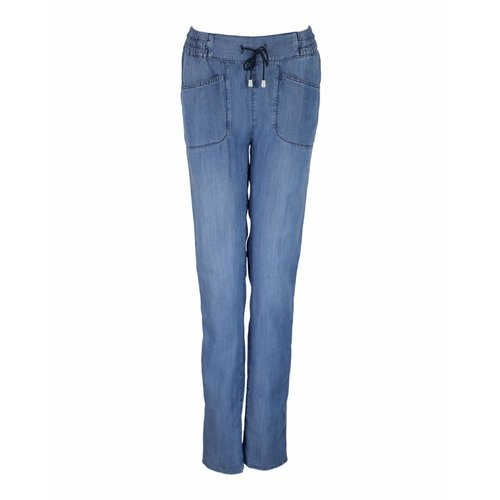 Only-M Only-M Broek Tencel Jeans