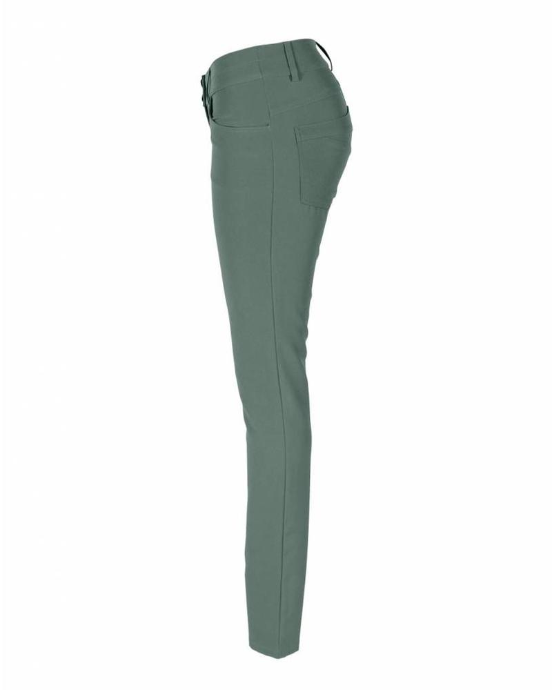 LongLady Trousers Nataly Dusty Army