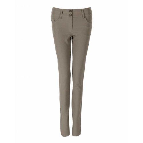 Longlady LongLady Trousers Nataly Mudd