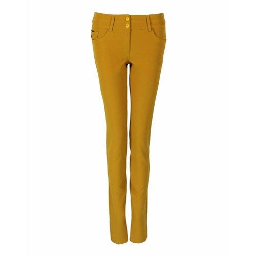 Longlady LongLady Trousers Nataly Ochre