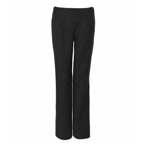 Longlady LongLady Trousers Naadja Black