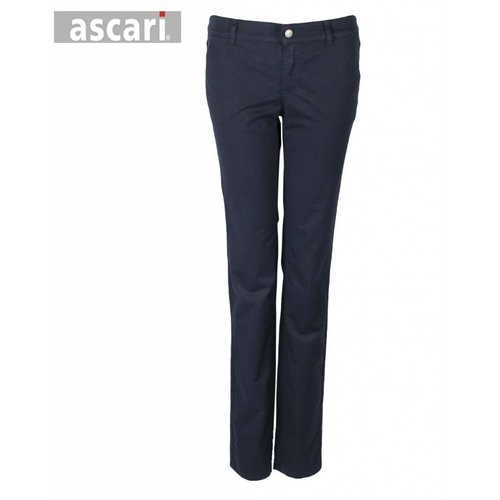 Ascari Ascari Trousers Kim Chino Blue