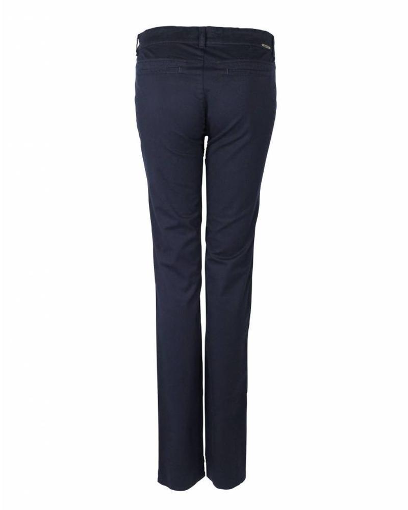 Ascari Trousers Kim Chino Blue