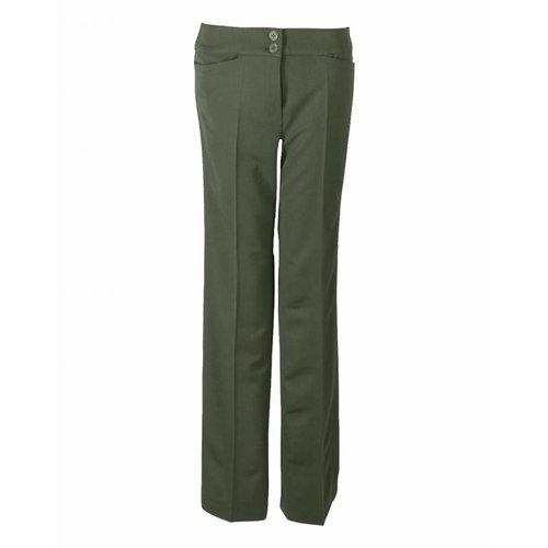 Longlady LongLady Trousers Nova Olive