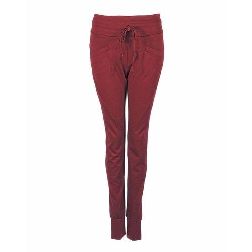 Longlady LongLady Trousers Babe Bordeaux