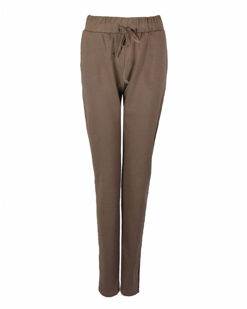 LongLady Trousers Brenny Taupe