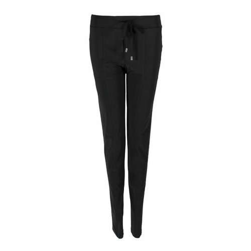 Only-M Only-M Broek Sporty Chic Nero Bies