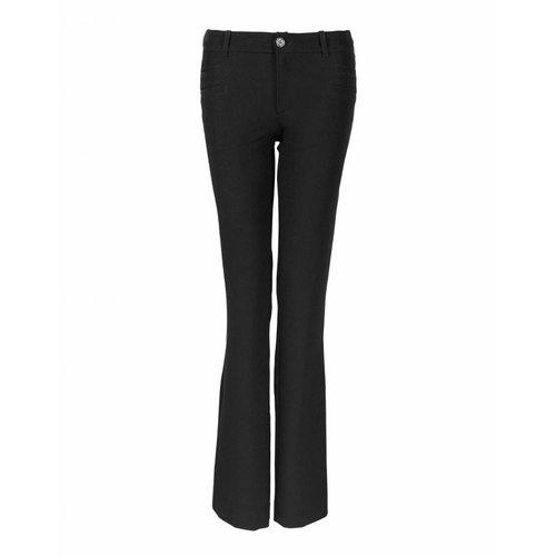Longlady LongLady Trousers Barbe Black