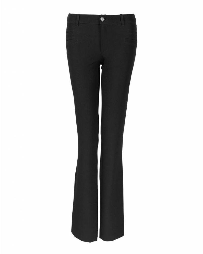 LongLady Trousers Barbe Black