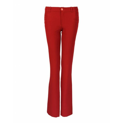 Longlady LongLady Trousers Barbe Red