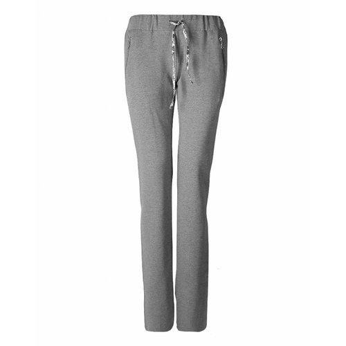 Longlady LongLady Sporttrousers Sharda Grey