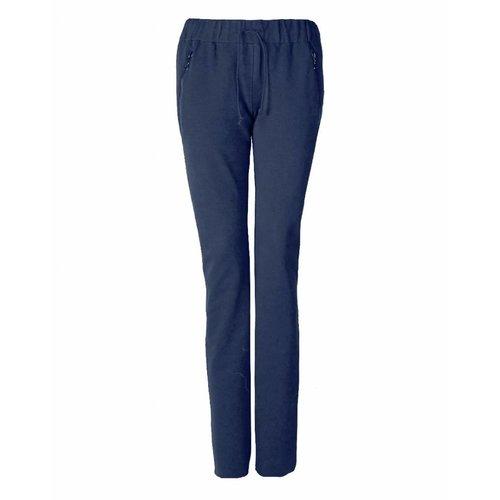 Longlady LongLady Sporttrousers Sharda Blue