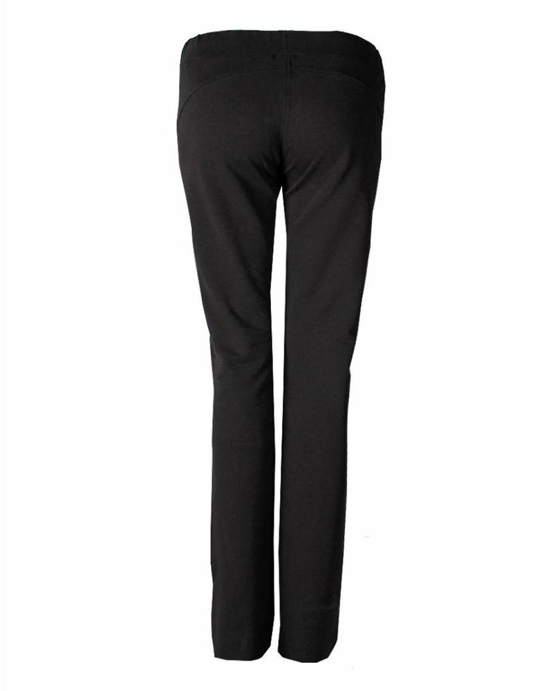 LongLady Sporttrousers Sharda Black