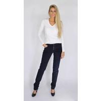 Longlady Shirt Tanja White